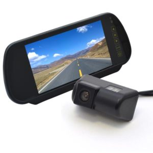 backup camera system for Ford Transit Connect