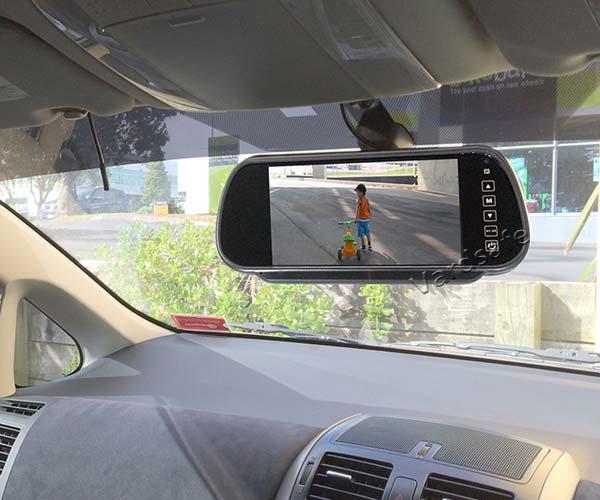 Backup Camera System For Ford Transit Connect Vardsafe