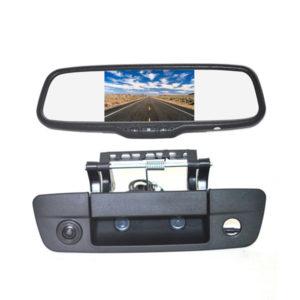 2009 2017 Dodge Ram 1500 Backup Camera Oem Rear View Camera